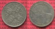 Florin, 2 ShillingGothic Type 1858 England Great Britain Grossbritannie... 125.00 £ 150,00 EUR  +  7.08 £ shipping