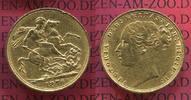 Sovereign Goldmünze 1876 Großbritannien, England, UK, Great Britain Eng... 262.50 £ 315,00 EUR  +  7.08 £ shipping