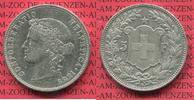 5 Franken Kursmünze 1889 B Schweiz Eidgenossenschaft Schweiz 5 Franken ... 138.28 £ 165,00 EUR  +  7.12 £ shipping