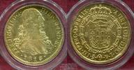 8 Escudos Gold 1813 Chile Chile 8 Escudos Gold Ferdinand VII. Mzz. So F... 1247.70 £ 1595,00 EUR  +  6.65 £ shipping