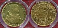 8 Escudos Gold 1815 Chile Chile 8 Escudos Gold Ferdinand VII. Mzz. So F... 1209.38 £ 1450,00 EUR  +  7.09 £ shipping