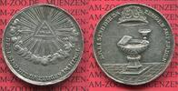 Silbermedaille o.J ende 18. Jh Thema Freimaurer Rosenkreuzer Medaille F... 606.25 £ 775,00 EUR  +  6.65 £ shipping