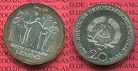 20 Mark DDR Silbermünze 1979 DDR, GDR Eastern Germany DDR 20 Mark 1979 ... 57.70 £ 75,00 EUR