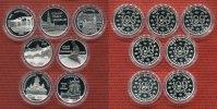 7 x 100 Francs, 15 Euro Silber Doppelnominal 1996/97 Frankreich Frankre... 145.83 £ 175,00 EUR  +  7.08 £ shipping