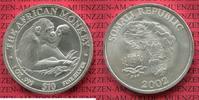10 Dollars  Affe 1 Unze Silber 2002 Somalia Somalia 2000 10 Dollar 1 Un... 60.07 £ 70,00 EUR  +  7.29 £ shipping
