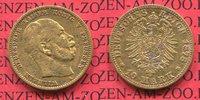 10 Mark Goldmünze 1878 Preußen, Prussia State of German Empire Preußen ... 145.00 £ 174,00 EUR  +  7.08 £ shipping