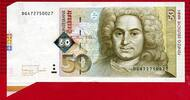 50 DM Fehldruck ! 1996 Bundesrepublik Deutschland Bundesrepublik Deutsc... 333.32 £ 399,99 EUR  +  7.08 £ shipping