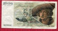 50 DM Bank Deutscher Länder 1948 Bundesrepublik Deutschland Bundesrepub... 50.28 £ 60,00 EUR  +  7.12 £ shipping
