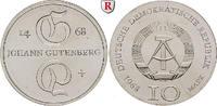 10 Mark 1968  J.1523 10 Mark 1968 Ag Gutenberg st  23.86 £ 28,00 EUR  +  8.52 £ shipping