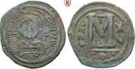 Follis 541 Byzanz Justinian I., 527-565 f.ss  41.83 £ 55,00 EUR  +  7.61 £ shipping