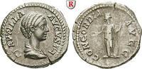 Denar 202-205  Plautilla, Frau des Caracalla, +211 ss+, kl. Schrötlings... 114.10 £ 150,00 EUR  +  7.61 £ shipping
