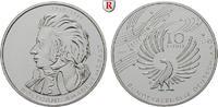 10 Euro 2006 D Gedenkprägungen 10 Euro 2006, D. Mozart. J.518. bfr.  15.21 £ 20,00 EUR  +  7.61 £ shipping