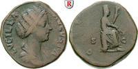 Sesterz nach 164  Lucilla, Frau des Lucius Verus, 147-183 f.ss  157.07 £ 200,00 EUR  +  7.85 £ shipping