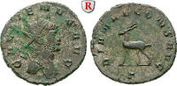Antoninian 260-268  Gallienus, 253-268 vz, belegt, mit Resten von Silbe... 70.30 £ 90,00 EUR