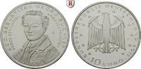 10 Euro 2013 F Gedenkprägungen 10 Euro 2013, F, Cu-Ni. Büchner. bfr.  11.33 £ 14,50 EUR