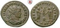 Antoninian 293-295  Diocletianus, 284-305 vz  70.30 £ 90,00 EUR