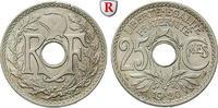 25 Centimes 1920 Frankreich III. Republik, 1871-1940 f.st  70.68 £ 90,00 EUR  +  7.85 £ shipping