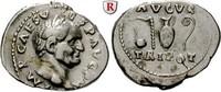 Denar 70-72  Vespasianus, 69-79 ss  140.72 £ 185,00 EUR  +  7.61 £ shipping