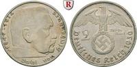 2 Reichsmark 1936 E Klein- und Kursmünzen 2 Reichsmark 1936, E. Hindenb... 19.63 £ 25,00 EUR  +  7.85 £ shipping