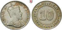 10 Cents 1902 Straits Settlements Edward VII., 1901-1910 ss-vz  25.57 £ 30,00 EUR  +  8.52 £ shipping