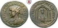 Bronze  Mesopotamien Nisibis, Philippus II., 247-249 ss+  110.79 £ 130,00 EUR  +  8.52 £ shipping
