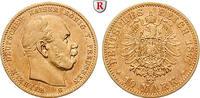 10 Mark 1877 B Preussen Wilhelm I., 1861-1888, 10 Mark 1877, B. Gold. J... 196.01 £ 230,00 EUR  +  8.52 £ shipping