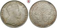Dollar 1907 Straits Settlements Edward VII., 1901-1910 ss-vz  /  vz, kl... 85.22 £ 100,00 EUR  +  8.52 £ shipping