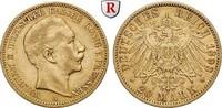 20 Mark 1893 A Preussen Wilhelm II., 1888-1918, 20 Mark 1893, A. Gold. ... 268.45 £ 315,00 EUR  +  8.52 £ shipping