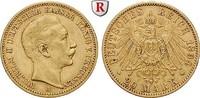 20 Mark 1894 A Preussen Wilhelm II., 1888-1918, 20 Mark 1894, A. Gold. ... 268.45 £ 315,00 EUR  +  8.52 £ shipping