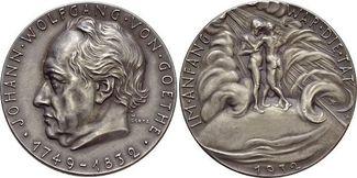 AR-Medaille 1932 Medaillen von Karl Goetz ...