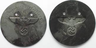 1939 Deutschland - Orden und Abzeichen DR...
