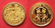 2008 Togo TOGO 1500 Francs 2008 '100 Corona 1908' Gold Proof SCARCE! #... 84.36 £99,99 EUR67.48 £ 79,99 EUR  +  4.22 £ shipping