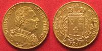1814 Frankreich FRANCE 20 Francs 1814 A - PARIS LOUIS XVIII gold aUNC!... 403.29 £ 469,99 EUR  +  5.58 £ shipping