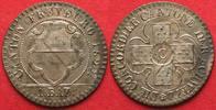1827 Schweiz - Freiburg Swiss FREIBURG 1 Batzen 1827 billon UNC-BU!!! ... 117.33 £ 149,99 EUR  +  5.08 £ shipping