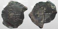 Mexiko  1621-1667 ss MEXICO 8 Reales ND(1621-67) D Mexico-City PHILIP IV... 171.89 £