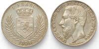 1896 Belgisch Kongo BELGIAN CONGO 1 Franc 1896 LEOPOLD II silver aXF! ... 140.80 £ 179,99 EUR  +  5.08 £ shipping