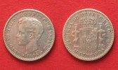 1896 Puerto Rico PUERTO RICO 10 Centavos 1896 ALFONSO XIII silver VF #... 136.89 £ 174,99 EUR  +  5.08 £ shipping