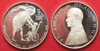 Malteserorden  1981 PP ORDER of MALTA 9 Tari 1981 Year of Disabled ANGEL... 34.37 £