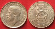 1915 England GREAT BRITAIN Shilling 1915 GEORGE V silver UNC!!! # 9010... 39.11 £ 49,99 EUR  +  3.91 £ shipping