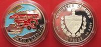 1994 Kuba CUBA 10 Pesos 1994 Plane FOKKER Dr.I (Red Baron) silver COLO... 23.46 £29,99 EUR16.42 £ 20,99 EUR  +  3.91 £ shipping