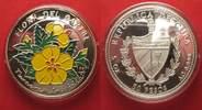 1997 Kuba 5 oz silver CUBA 50 Pesos 1997 Turnera ulmifolia CARIBBEAN F... 179.91 £229,99 EUR125.94 £ 160,99 EUR  +  5.08 £ shipping