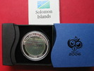 2005 Salomonen Movie coin SOLOMON ISLANDS 10 $ 2005 FOOTBALL silver Pr... 38.46 £ 49,99 EUR
