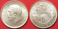 1915 England GREAT BRITAIN Half Crown 1915 GEORGE V silver BU!!! # 921... 83.71 £ 109,99 EUR  +  4.95 £ shipping