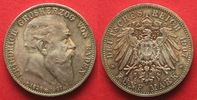 1907 Baden Germany BADEN 5 Mark 1907 DEATH of FRIEDRICH I silver BU!!!... 220.71 £ 289,99 EUR  +  4.95 £ shipping
