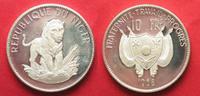 1968 Niger NIGER 10 Francs 1968 lion 20g sharp details variety silver ... 43.02 £ 54,99 EUR  +  3.91 £ shipping