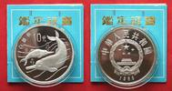 1988 China CHINA 10 Yuan 1988 Dolphins WWF silver Proof with certifica... 54.21 £ 64,99 EUR  +  4.17 £ shipping