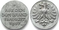 1867 Frankfurt - Medaillen AUS DEM DOMBRAND 15 AUGUST 1867 Bleimedaill... 128.70 £ 149,99 EUR  +  5.58 £ shipping