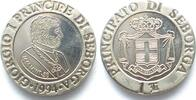 1994 Seborga SEBORGA 1 Luigi 1994 Cu-Ni only 50 ex. minted!!! # 93209 st  145.86 £ 169,99 EUR  +  5.58 £ shipping
