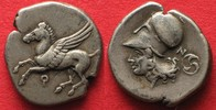 -345/-307 Corinth CORINTH AR Stater 345-307 BC PEGASUS / HEAD OF ATHEN... 300.32 £ 349,99 EUR  +  5.58 £ shipping