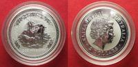 2003 Australien 2 oz pure silver YEAR OF THE GOAT 2 Dollars 2003 BU # ... 124.41 £144,99 EUR115.83 £ 134,99 EUR  +  5.58 £ shipping
